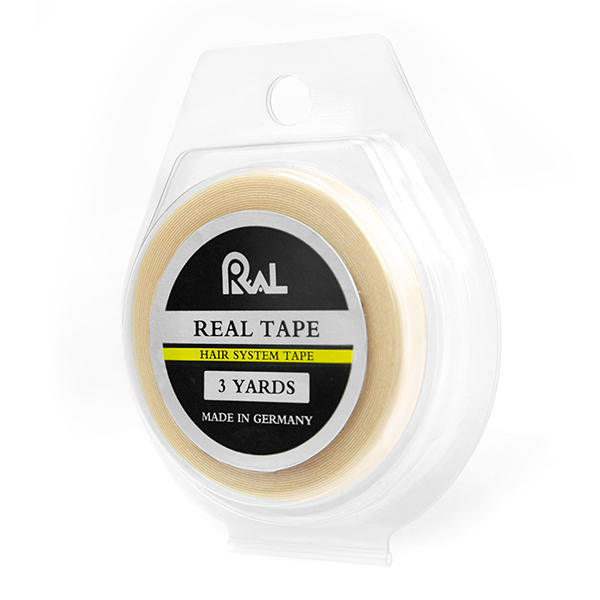 Ultra Hold Real Tape Roll - 3/4 Inch Wide, 3 Yards Hair System Tape Made In Germany