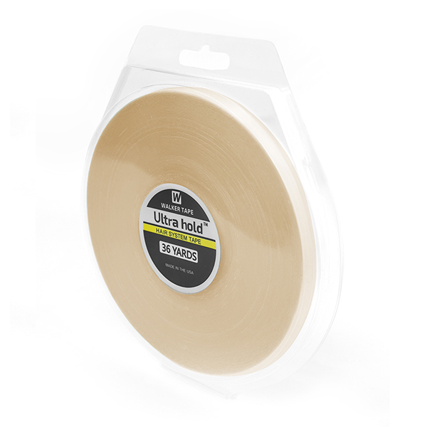 Ultra Hold Tape Roll - 1/4 Inch Wide, 36 Yards Long