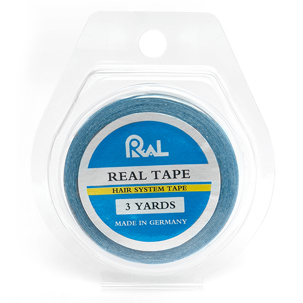 Ultra Hold Real Blue Tape Roll - 1/4 Inch Wide, 3 Yards Toupee Tape Made In Germany