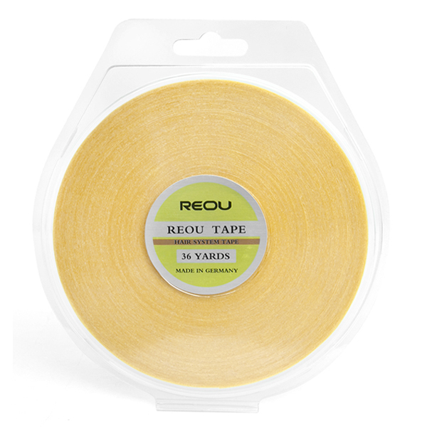 Ultra Hold Reou Tape Roll - 1/4 Inch Wide, 36 Yards Long toupee tape Made In Germany