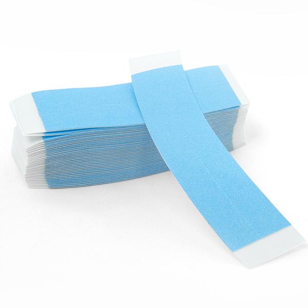 Blue Ultra Hold Toupee Taps C Contour