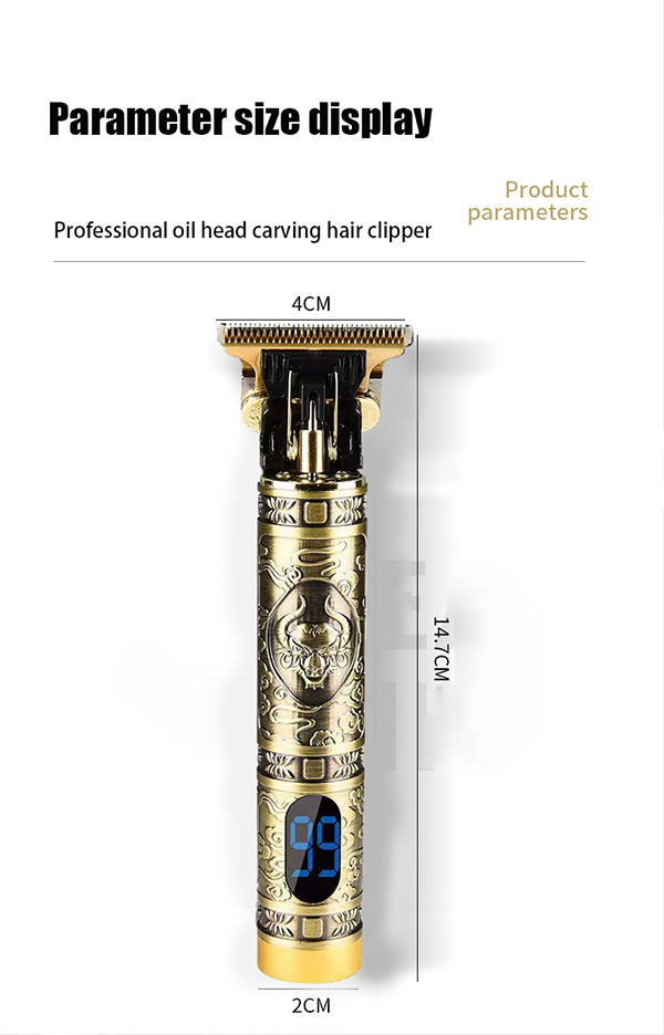 Best Electric Clippers For Hair - High Quality Electric Clippers For Shaving Head