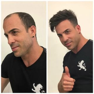 men's stock hair pieces