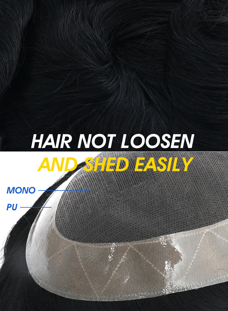 best  non surgical hair replacement systems