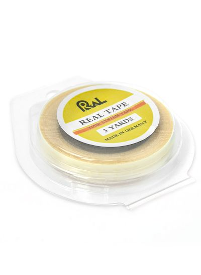 Ultra Hold Real Yellow Tape Roll - 1/4 Inch Wide, 3 Yards Toupee Tape Made In Germany - mens toupee hair