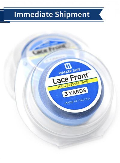 3 Yard 1 inch Double Side Lace Front Support Tape Roll - mens toupee hair