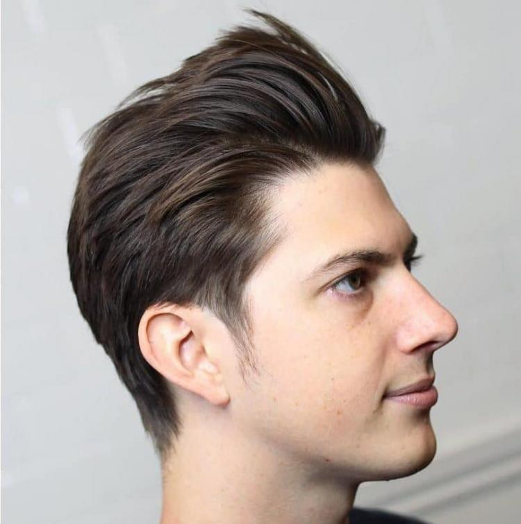 Why are most mens hair systems are toupee hair, not hair wigs?
