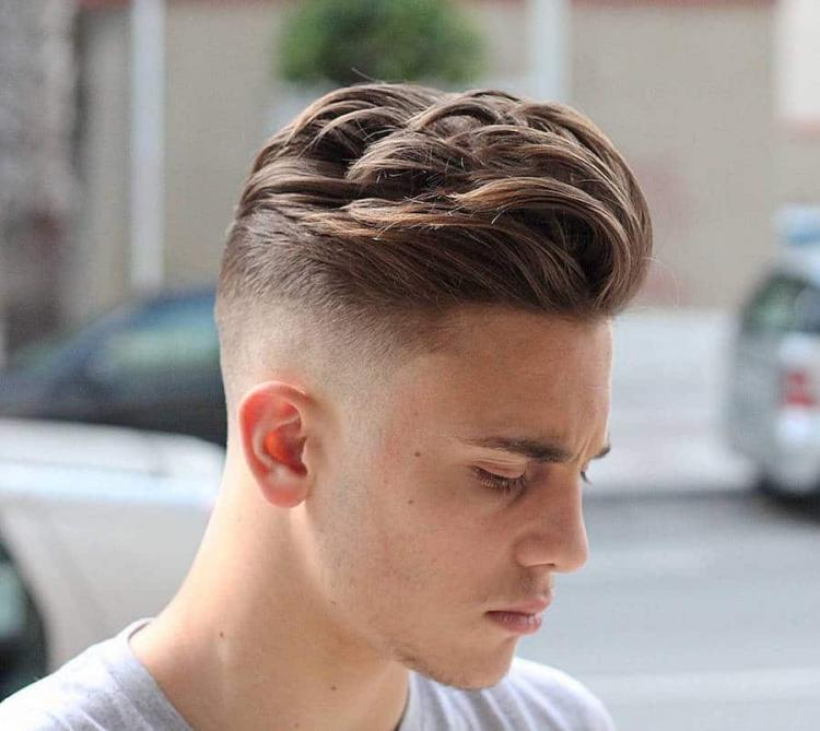 Wearing high quality hair toupee for men will make you look good and feel confident