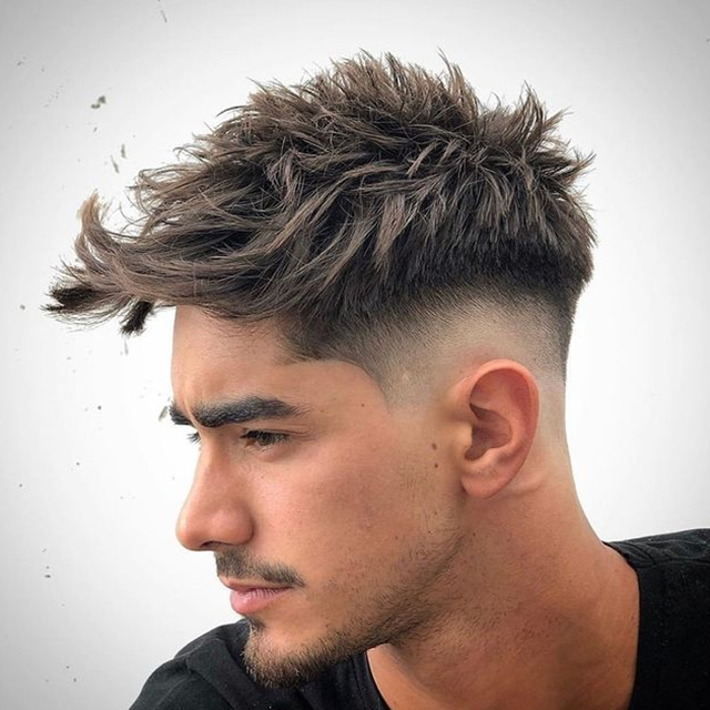 Stock Toupees For Men 0.07-0.09 mm Thin Skin V-looped Hairpieces for Thinning Hair Set( 8 Pcs $1010, only $126 Per Unit)