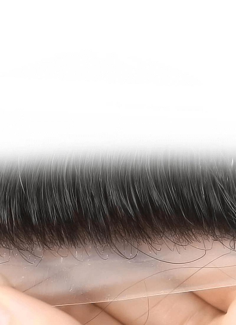 0.04-0.06mm skin hair systems