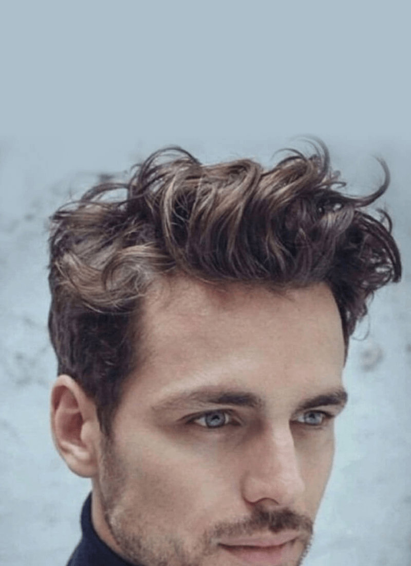 Why Choose Lace Hair Systems For Men From Toupeec