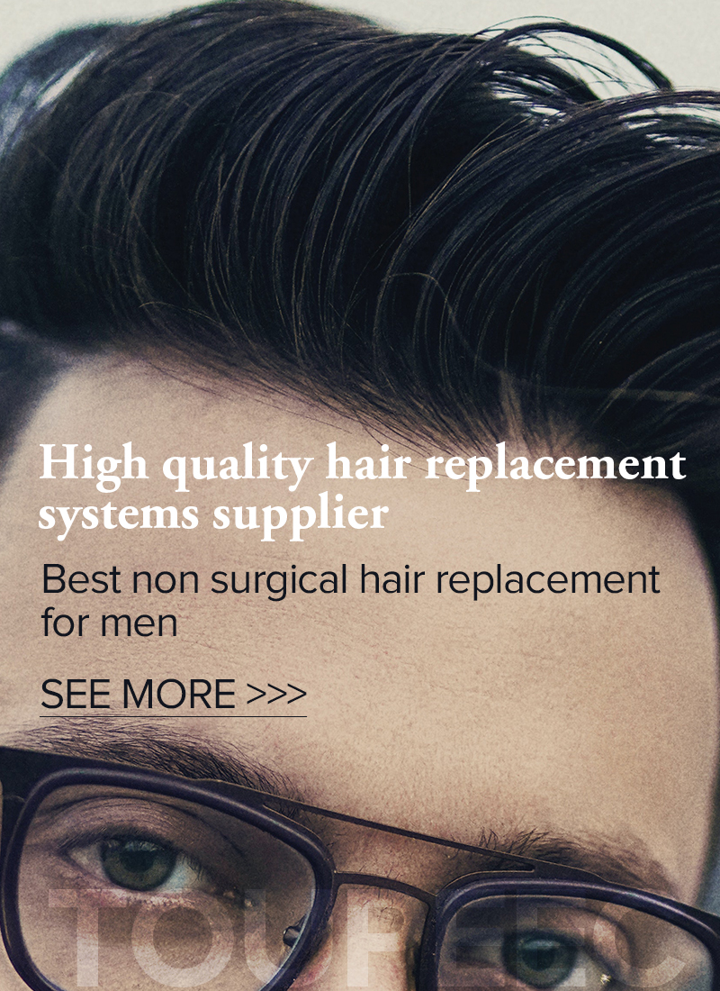 Hair Systems Supplier--Toupeec