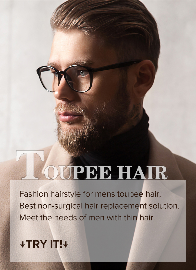 Toupee Hair