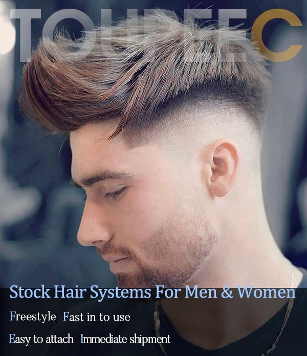 Men's Hair Pieces In Stock