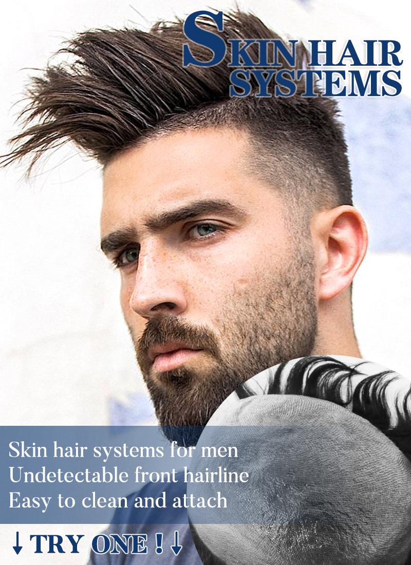 Skin Hair Systems