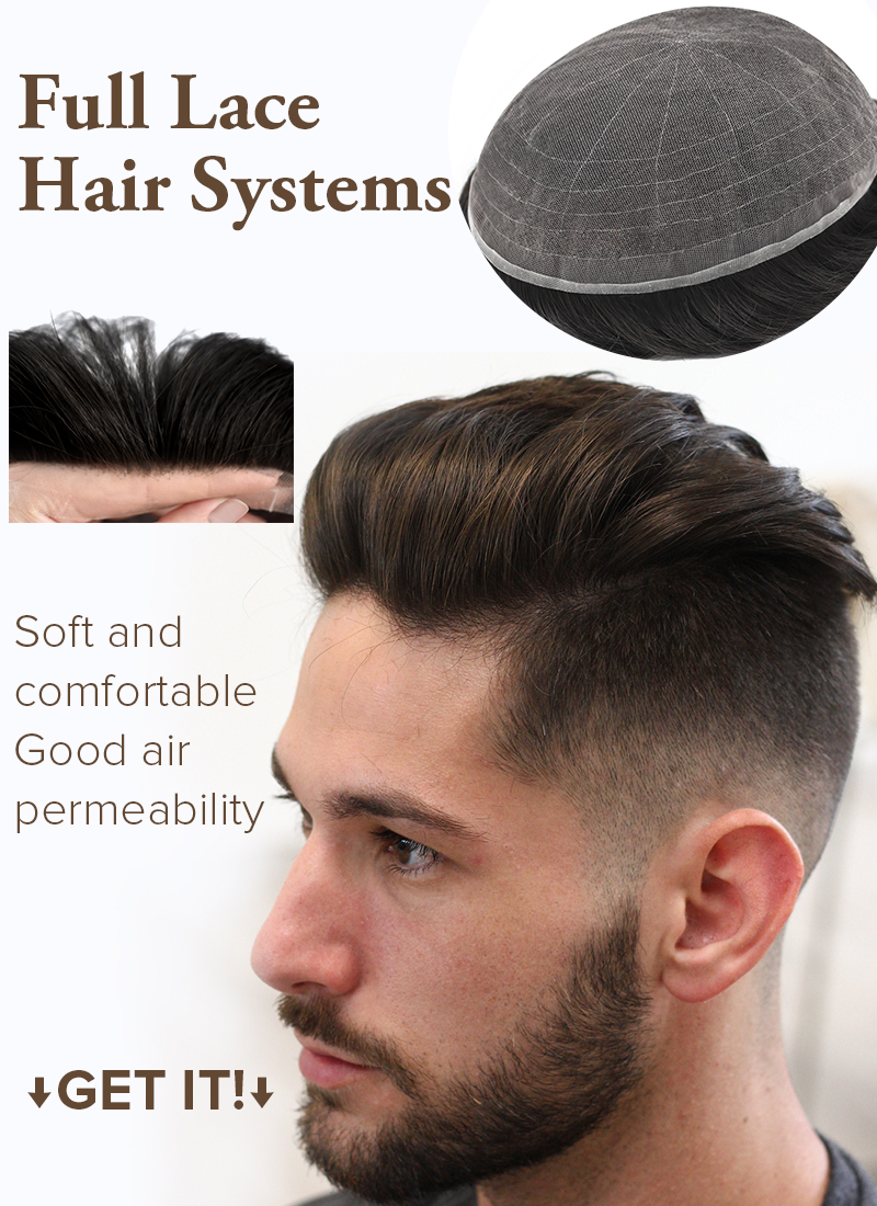 Full Lace Hair Systems