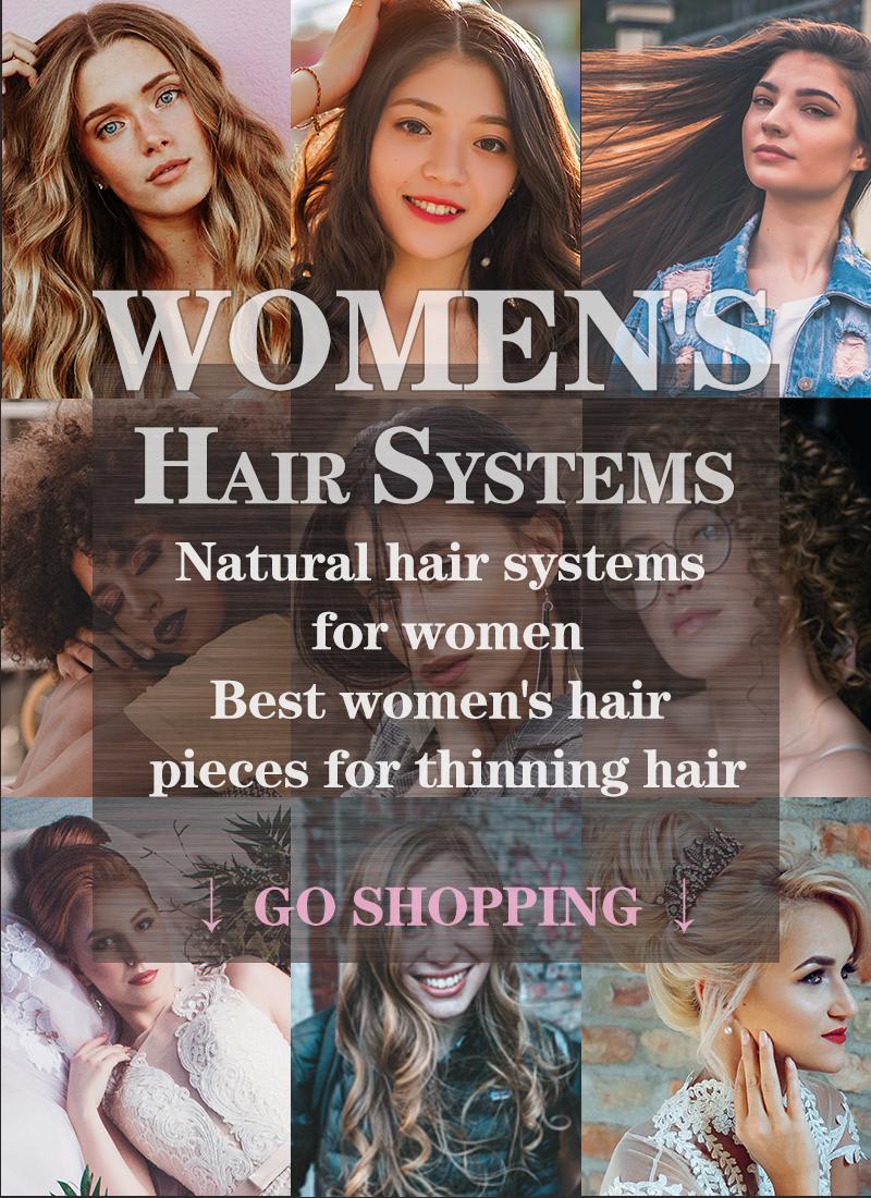 Womens Hair Systems